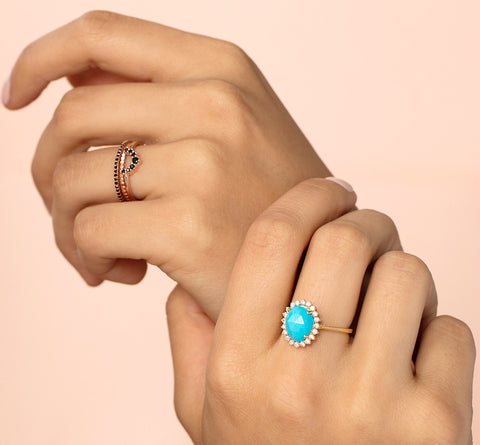 Antiquity Ring | Turquoise