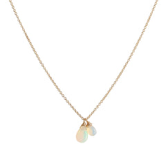 Isabel Necklace | Opal