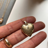 antique locket 087