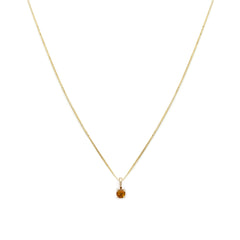 Element Necklace | Citrine