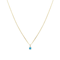 Element Necklace | Turquoise