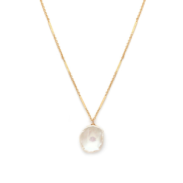 Leah Alexandra freshwater pearl marola necklace