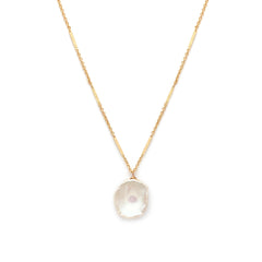 Marola Necklace | Pearl