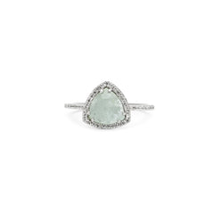 Trielle Ring | Aquamarine