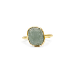 Aura Ring | Aquamarine