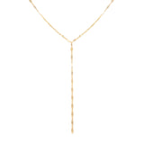 Mara Tie Necklace | Gold