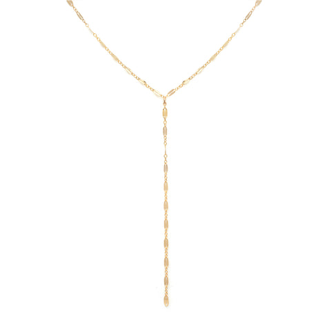Mara Tie Necklace | Goldfill