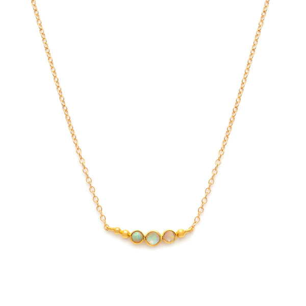 Opal Astro Necklace| Opal