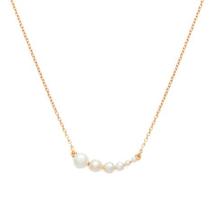 Rive Necklace | Pearl