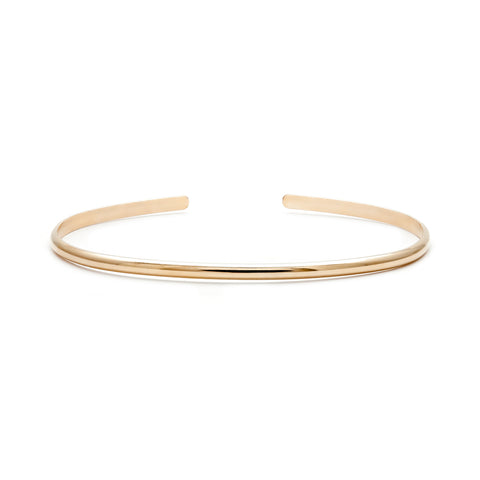 leah alexandra gold filled bracelet syd cuff