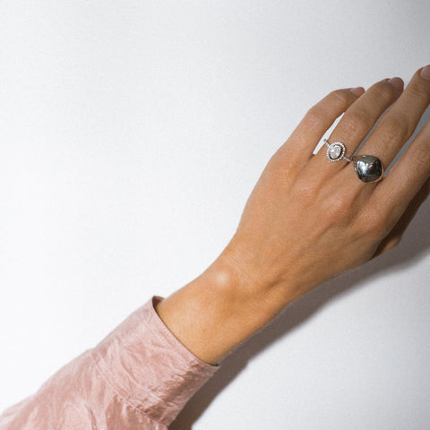 Traverse Ring | Silver