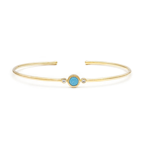 Todos Turquoise Cuff Bracelet