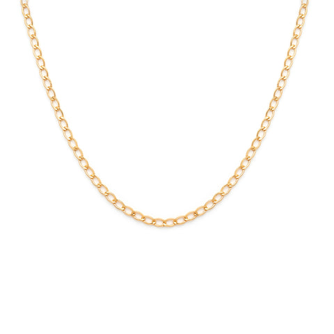 Alba Necklace | Goldfill