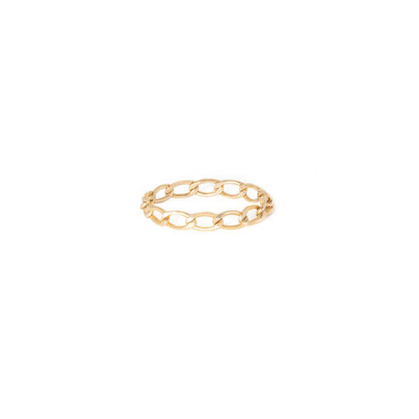 Alba Chain Ring | Goldfill