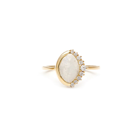 Anni Ring | Moonstone