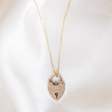 antique locket 216