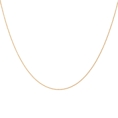 Ballayer Necklace | Goldfill