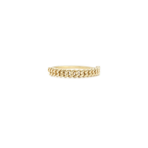 Curb Ring | Gold