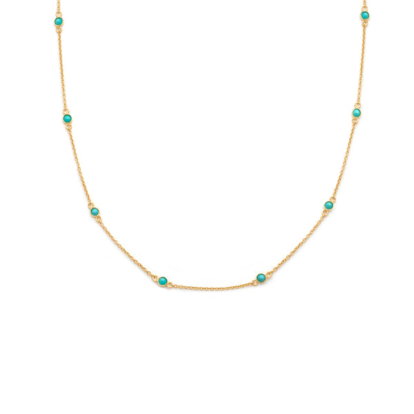 Floatesse Necklace | Turquoise