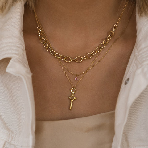 Georgia Necklace | Goldfill