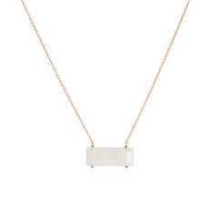 Kinsey Necklace | Moonstone
