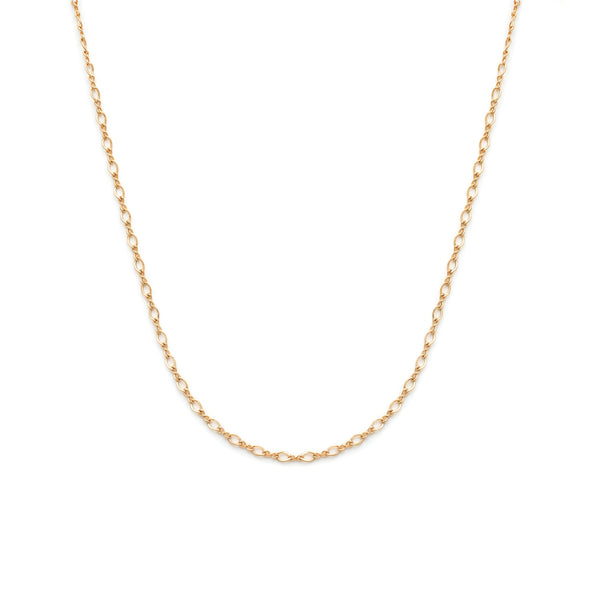 Mini Figaro Necklace | Goldfill