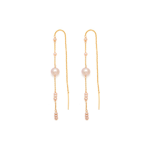 Pierce Threaders | Pink Pearl