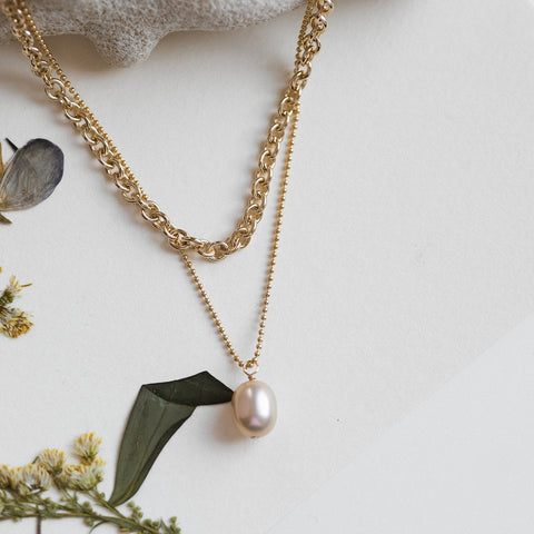 Uma Necklace | Goldfill