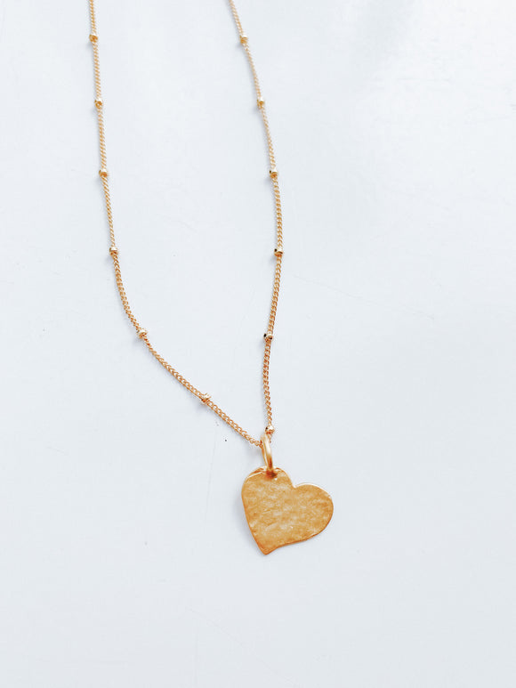 Emma Heart Necklace