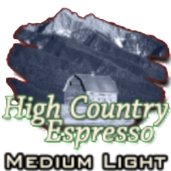 High Country Espresso Blend