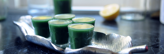 Green Energy Shots