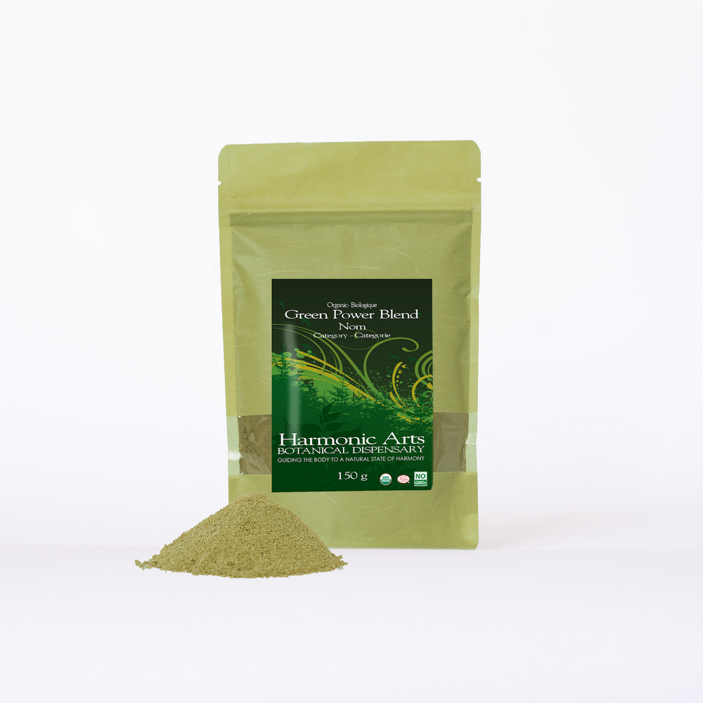 Green Power Blend
