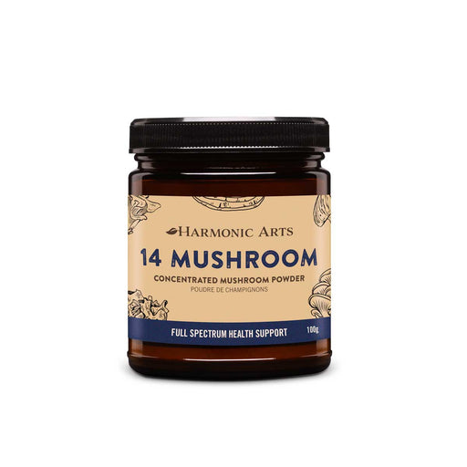 14 Mushroom Concentrated Powder