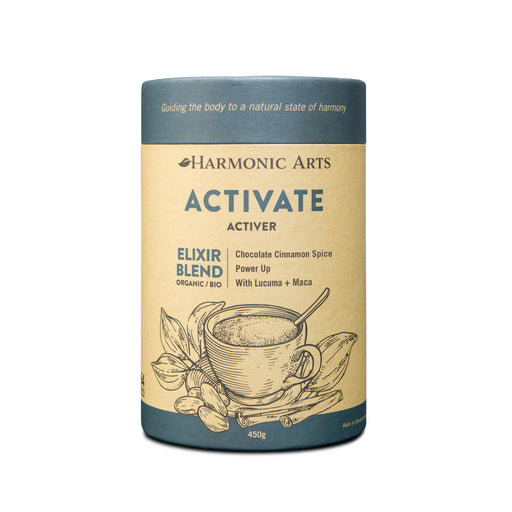 A large canister of Activate