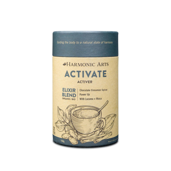 A small canister of Activate