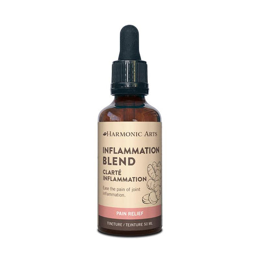 A bottle of Inflammation Blend tincture
