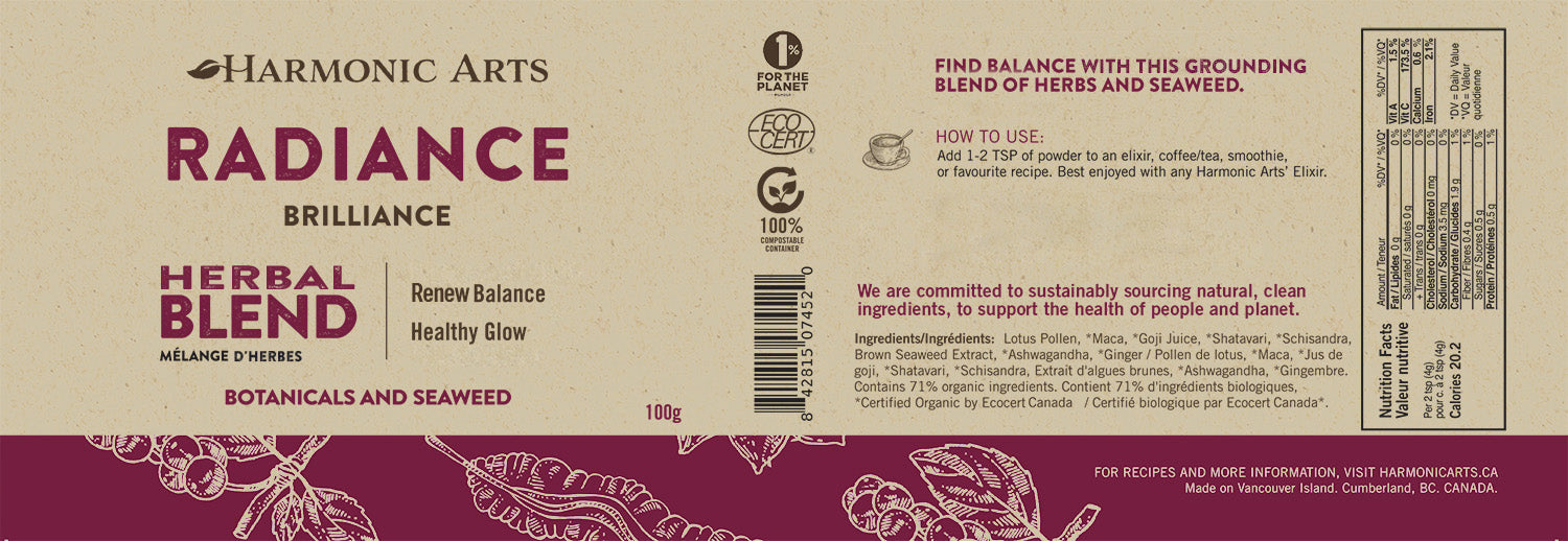Radiance label