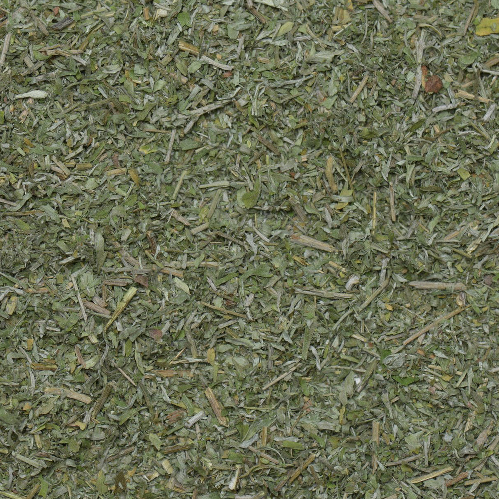 A closeup of loose Wormwood