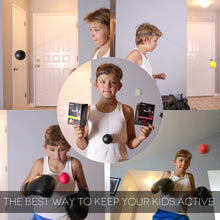Load image into Gallery viewer, TEKXYZ Boxing Reflex Ball Set