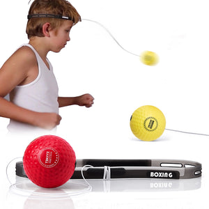 tekxyz reflex ball for kids