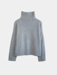 Bianca High neck Cashmere Sweater