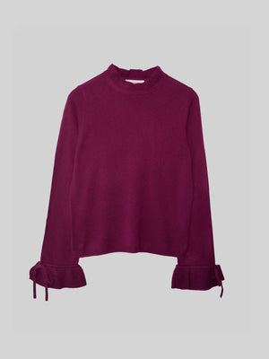Elisa Tie Detail Sweater
