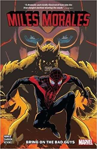 Miles Morales Vol. 2: Bring on the Bad Guys