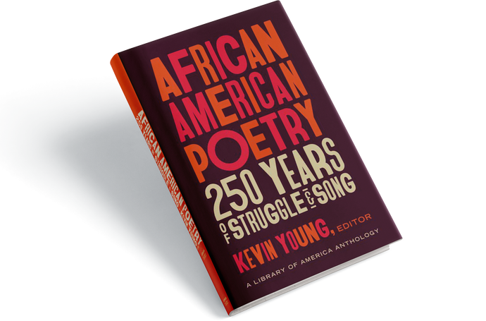 African American Poetry: 250 Years of Struggle & Song, Signed (Pre-Order)