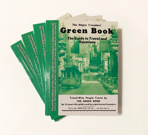 The 1954 Negro Motorist Green Book