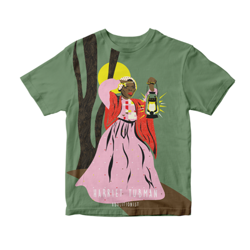Harriet Tubman Youth Tee