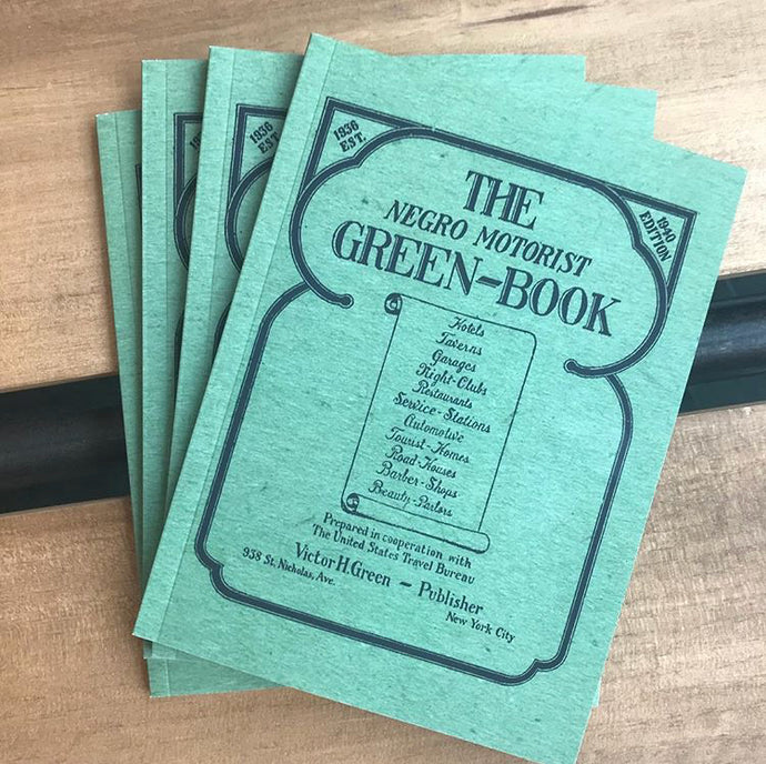 The 1940 Negro Motorist Green Book