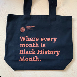 Schomburg Center Tote Bag