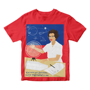 Katherine Johnson Youth Tee
