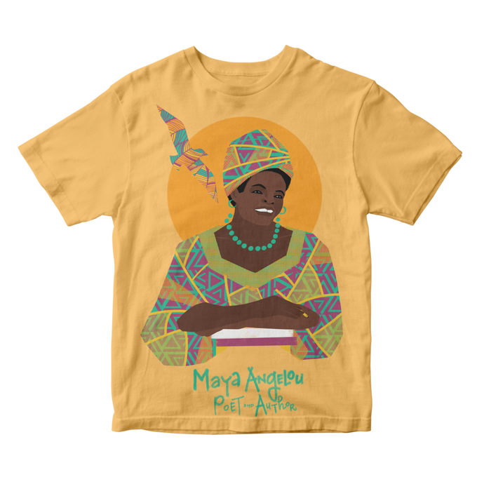 Maya Angelou Youth Tee